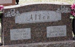 Betty <i>Bassett</i> Allen
