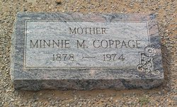 Minnie Mae <i>Johnson</i> Coppage