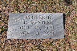 Mary Beth Cumpsten