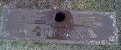 Beulah M <i>Morgan</i> Brown