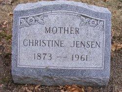 Christiane Mathilde Christine <i>Anderson</i> Jensen