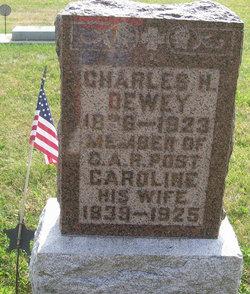 Pvt Charles H Dewey