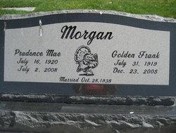 Golden Frank Morgan