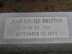 Jeanne Louise <i>McCullough</i> Britton