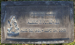 Albert Frank Petrowich