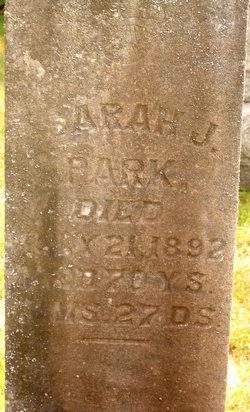 Sarah Jane <i>Seward</i> Park