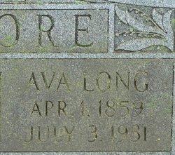 Ava M <i>Long</i> Moore