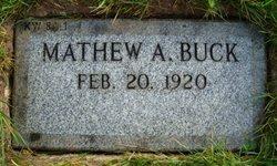 Mathew Ardell Matt Buck