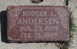 Rodger Lewis Anderson