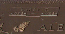 Larry Thomas Fagg Alexander