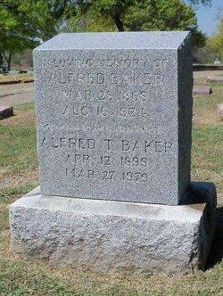 Alfred T. Baker
