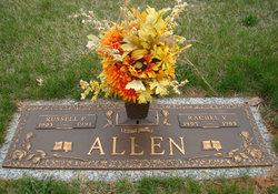 Russell P Allen
