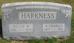 A. Charles Harkness