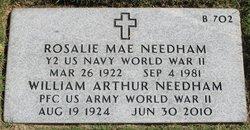 William A. Bill Needham, Jr