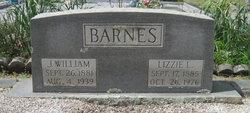 Elizabeth L. Lizzie Barnes