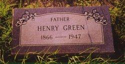 Henry Edward Green, Sr