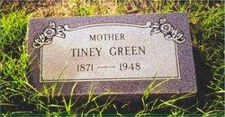 Caroline Valentine Tiney <i>Bourland</i> Green