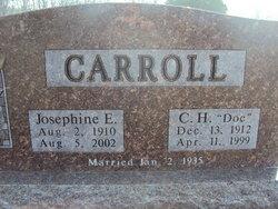 Josepine Elmira <i>Cripe</i> Carroll