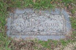 Devolia A. Dixon