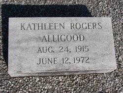 Kathleen <i>Rogers</i> Alligood