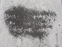 Harold Lee Cone