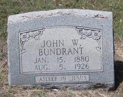 John William Bundrant