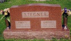 Harold Edwin Stegner