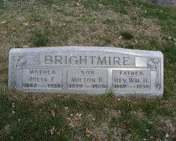 Julia E Brightmire