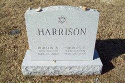 Burton A Harrison