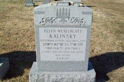 Ellen <i>Wexelblatt</i> Kalinsky