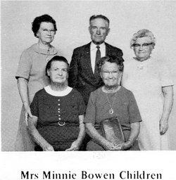 Armindie Isobel Minnie <i>Loux</i> Bowen