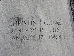 Christine Cone