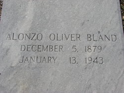 Alonzo Oliver Bland