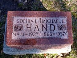 Sophia Louise <i>Futterer</i> Hand