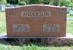 Ada A. Anderson