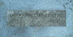 Ingebrigt O. Klefstad