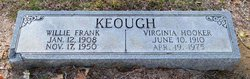 Virginia <i>Hooker</i> Keough