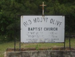 Old Mount Olive Church Cemetery