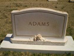 Dr Sam Houston Adams