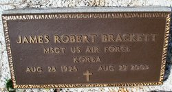 Sgt James Robert Brackett, Jr