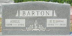 Henry E. Hank Barton