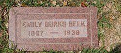 Emily <i>Burke</i> Belk