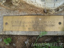 Gary Lee Armstrong