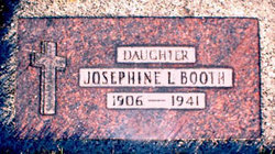 Josephine Lillian Jo Booth