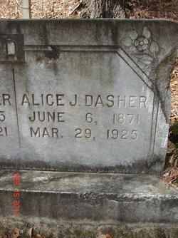 Alice Jeannette <i>Knight</i> Dasher