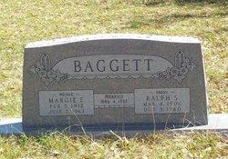 Margie Earline <i>Sneed</i> Baggett
