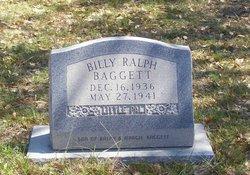 Billy Ralph Baggett
