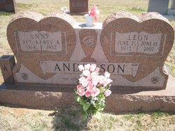 Leon Anderson