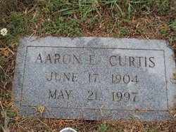 Aaron E. Curtis
