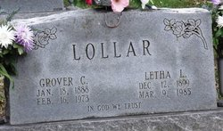Grover Cleveland Grover Lollar